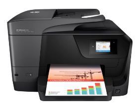 惠普HP OfficeJet 8702 打印机驱动下载