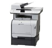 惠普HP Color LaserJet CM2320fxi 驱动
