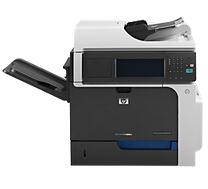 惠普HP Color LaserJet Enterprise CM4540 MFP 驱动