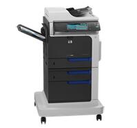 惠普HP Color LaserJet Enterprise CM4540f MFP 驱动