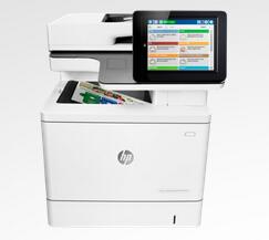 惠普HP Color LaserJet Enterprise MFP M577dn 驱动