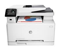 惠普HP Color LaserJet Pro MFP M274n 驱动