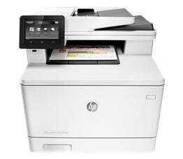 惠普HP Color LaserJet Pro MFP M477fdn 驱动