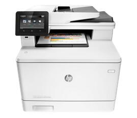惠普HP Color LaserJet Pro MFP M477fdw 驱动