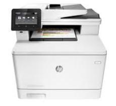 惠普HP Color LaserJet Pro MFP M477fnw 官方驱动下载