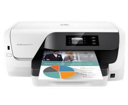 惠普HP OfficeJet Pro 8210 官方驱动下载