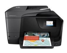 惠普HP OfficeJet Pro 8710 官方驱动下载