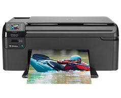 惠普HP Photosmart - B109n 驱动