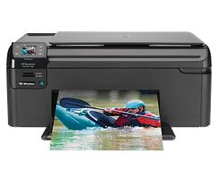 惠普HP Photosmart - B109q 驱动