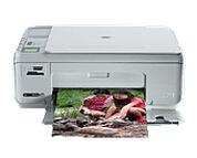 惠普HP Photosmart C4390 驱动