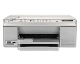 惠普HP Photosmart C6350 驱动