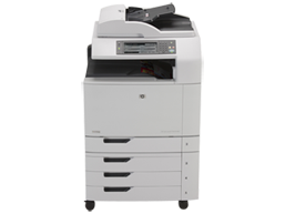 惠普HP Color LaserJet CM6030 驱动
