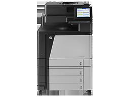 惠普HP Color LaserJet Enterprise M880z 驱动