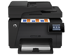 惠普HP Color LaserJet Pro MFP M177fw 驱动