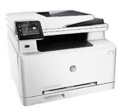 惠普HP Color LaserJet Pro MFP M277c6 驱动下载