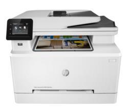 惠普HP Color LaserJet Pro MFP M281fdn 官方驱动下载
