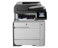 惠普HP Color LaserJet Pro MFP M476dn 驱动下载