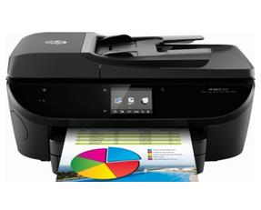 惠普HP ENVY 7643 打印机驱动下载