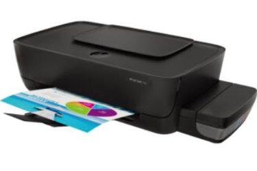 惠普HP Ink Tank 118 打印机驱动下载