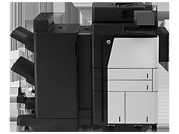惠普HP LaserJet Enterprise M830z 驱动