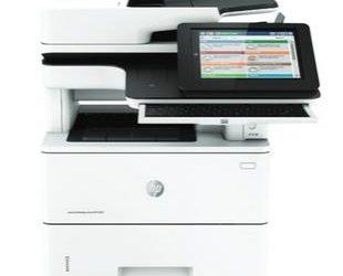 惠普HP LaserJet Managed Flow MFP E62575z 打印机驱动下载