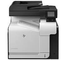 惠普HP LaserJet Pro 500 color MFP M570dn 驱动下载