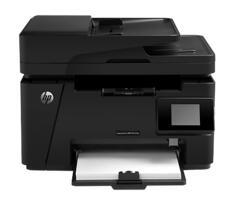 惠普HP LaserJet Pro M127fw MFP 驱动下载