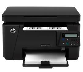 惠普HP LaserJet Pro MFP M125ra 驱动下载