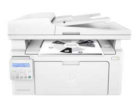 惠普HP LaserJet Pro MFP M132snw 打印机驱动下载