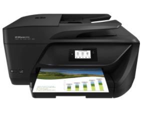 惠普HP OfficeJet 6958 驱动下载