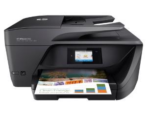 惠普HP OfficeJet 6962 打印机驱动下载