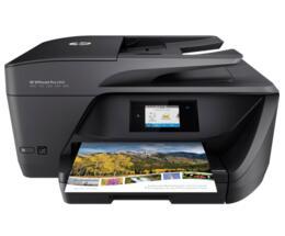 惠普HP OfficeJet Pro 6968 官方驱动