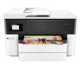惠普HP OfficeJet Pro 7740 官方驱动下载