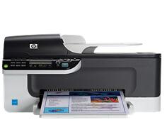 惠普HP Officejet J4550 驱动
