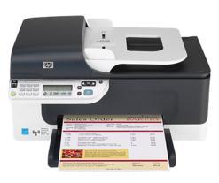 惠普HP Officejet J4624 驱动