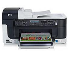 惠普HP Officejet J6450 驱动下载