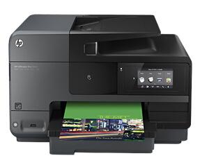 惠普HP Officejet Pro 8660 驱动