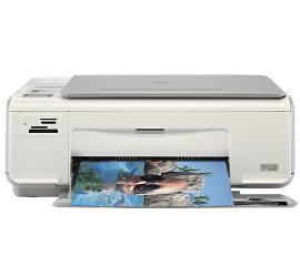 惠普HP Photosmart C4250 驱动