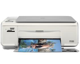 惠普HP Photosmart C4270 驱动