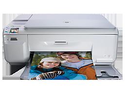 惠普HP Photosmart C4580 驱动