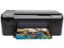 惠普HP Photosmart C4600 驱动