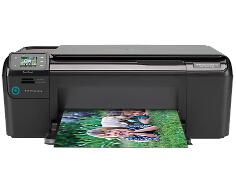 惠普HP Photosmart C4750 驱动