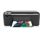 惠普HP Photosmart C4783 驱动