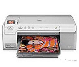 惠普HP Photosmart D5363 驱动