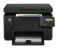 惠普HP Color LaserJet Pro MFP M176n 驱动