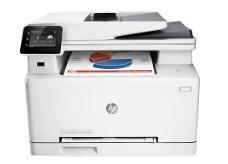 惠普HP Color LaserJet Pro MFP M277dw 驱动