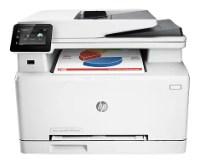 惠普HP Color LaserJet Pro MFP M277n 驱动