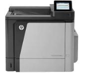 惠普HP Color LaserJet Enterprise M651n 驱动