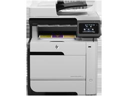 惠普HP LaserJet Pro 300 color MFP M375 驱动