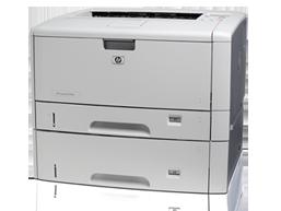 惠普HP LaserJet 5200dtn 驱动
